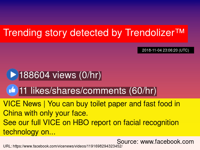 VICE News   You can buy toilet paper and fast food in China with